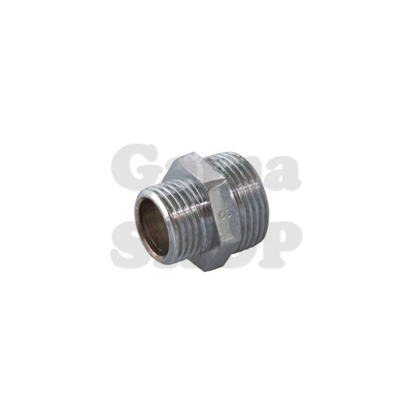 "KE- 503 Cr Vsuvka 1/2"" x 3/4"" chrom"